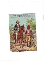 PUBLICITE CAFE JOSEPH PINEAU CHARTRES - Publicités
