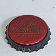 Israel-Capsules-(123)-Corks-of-beer-metal-(lokking Out Side)-used - Unclassified