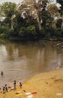 L'AFRIQUE EN COULEURS - La Lessive Au Marigot - Unclassified