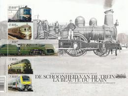Belgie   .   OBP   .    Blok  Xxx   .   **   .   Postfris   .   /   .   Neuf SANS Charnière - Libretti 1962-....