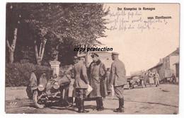 Romagne Sous Montfaucon, Der Kronprinz, Friedrich Wilhelm, Feldpost 4. Komp. Ersatz Bataillon Reserve Infanterie Reg 48 - Autres Communes