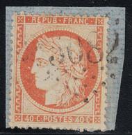 CERES - N°38 - BEYROUTH - LIBAN - OBLITERATION LOSANGE - GC5082 - COTE 20€. - 1849-1876: Periodo Clásico