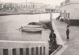 12005.  3 Fotografie Vintage Anni '60 Gallipoli - 10x7 - Luoghi