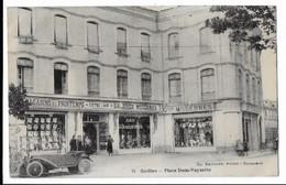 Gaillac-Place Dom-Vayette (Vue Magasins Du Printemps Galerie Modernes) - Gaillac