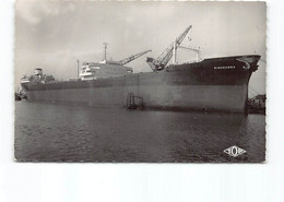 Dunkerque.  Le Minnehoma   Edit J.TOP  .  Bateau Petrolier - Dunkerque