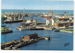 Dunkerque - Vue Sur Le Port.  Edit Estel - Dunkerque
