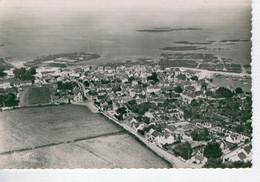 PIRIAC Sur MER , Vue Aérienne De La Ville - Bon état - Piriac Sur Mer