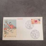 FRANCE Enveloppe FDC 3e Exposition Philatélique Val De Marne 1972 1er Jour - Collection Timbre Poste - 1970-1979
