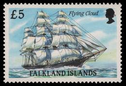 Falkland 1990 - Mi-Nr. 517 ** - MNH - Schiffe / Ships - Falkland Islands