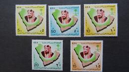 1981 Yv 530-534 MNH C60 - Saudi Arabia