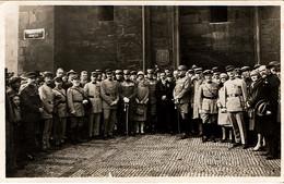 Cérémonie Militaire Franco-yougoslave - Yugoslavia