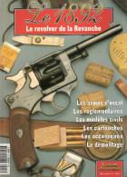 REVOLVER REVANCHE 1892 ARME REGLEMENTAIRE ARMEE FRANCAISE CIVIL MILITAIRE ETUDE - Französisch