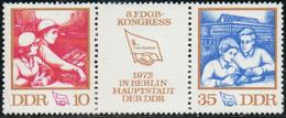 REPUBLIQUE DEMOCRATIQUE 1972 ** - Unused Stamps