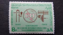 1965 Yv 249 MNH C60 - Saudi Arabia
