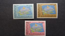 1966 Yv 268-270 MNH C59 - Saudi Arabia