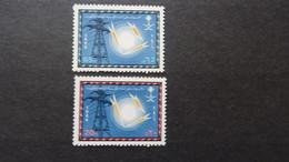 1986 Yv 640-641 MNH C59 - Saudi Arabia