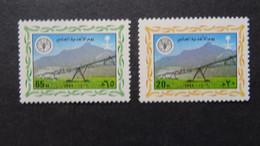 1985 Yv 625-626 MNH C59 - Saudi Arabia