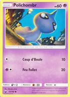 Carte Pokémon Polichombr 63/168 PV60 - Pokemon