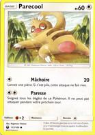 Carte Pokémon Parecool 113/168 PV60 - Pokemon