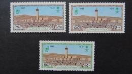 1987 Yv 685-687 MNH C59 - Saudi Arabia