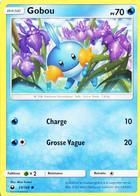 Carte Pokémon Gobou 33/168 PV70 - Pokemon