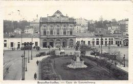 IXELLES (Brux.-Cap.) Gare De Luxembourg - Ixelles - Elsene