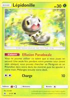 Carte Pokémon Lépidonille 5/131 PV30 - Pokemon