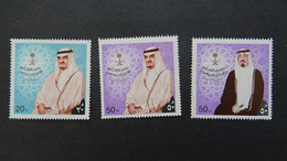 1983 Yv 566+570-571 MNH C60 - Saudi Arabia