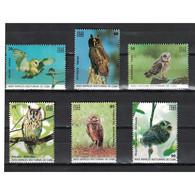 🚩 Sale - Cuba 2019 Birds - Owls  (MNH)  - Birds, Owls - Unused Stamps