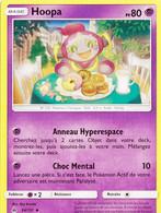 Carte Pokémon Hoopa 54/131 PV80 - Pokemon
