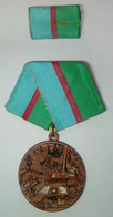 "🚩 Cuba   Medalla Conmemorativa ""Victoria De Playa Giron"" - Altri Paesi"