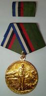 "🚩 Cuba   Medalla ""Combatiente De La Columna Uno Josу Marti"" - Altri Paesi"