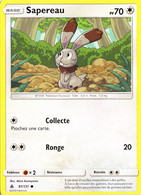 Carte Pokémon Sapereau 97/131 PV70 - Pokemon
