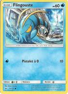 Carte Pokémon Flingouste 25/131 PV60 - Pokemon