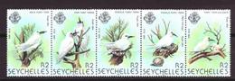 Seychellen 498 T/m 502 MNH ** (1981) - Seychelles (1976-...)