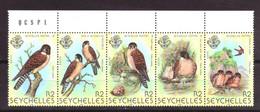 Seychellen 452 T/m 456 MNH ** (1980) - Seychelles (1976-...)