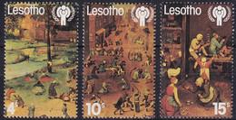 Michel - 278-280 - Postfrisch/**/MNH - Lesotho (1966-...)