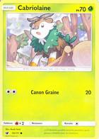 Carte Pokémon Cabriolaine 10/111 PV70 - Pokemon