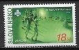 Slovaquie 2007 N° 482 Neufs Europa Scoutisme - 2007