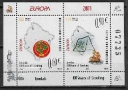 Montenegro 2007 Bloc N° 6 Neufs Europa Scoutisme - 2007