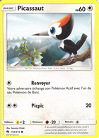Carte Pokémon Picassaut 164/214 PV60 - Pokemon