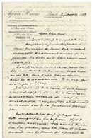 COURRIER COMMERCIAL :  AGENCE HAVAS , Dépêches Et Correspondances , 13 Place De La Bourse PARIS 2 ème  1919 - Décrets & Lois