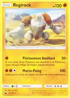 Carte Pokémon Regirock 80/168 PV120 - Pokemon