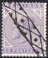 1883 - Nr 41  (°) - 1883 Leopoldo II
