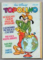 Topolino (Mondadori 1992) N. 1901 - Disney