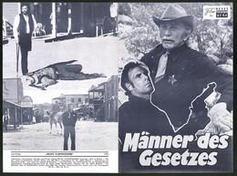 Filmprogramm DNF Nr. 6794, Männer Des Gesetzes, Kirk Douglas, Bruce Dern, Regie: Kirk Douglas - Magazines