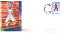 (PP 12) Australia Cover - AIDS Congress In Australia (2001) - Disease