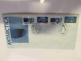 (PP 12) Australia FDC Cover (if NO Bid This Cover Will NOT Be Re-listed) Joint Issue With Russia 1990 - FDC