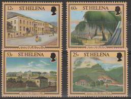 ST HELENA - 1996 Napoleonic Sites. Scott 682-685. MNH - Saint Helena Island