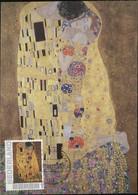 CM Netherlands Carte Maximum Maximum  Nude Gustav Klimt - Modern